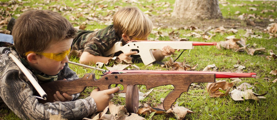 Here Are 4 Reasons Why Gun Safety Should Always Be Taught To Kids ...