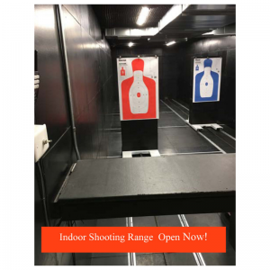 Indoor Shooting Range near Malta NY